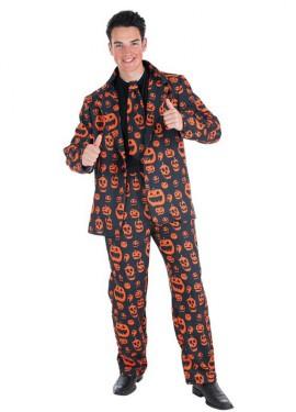 Costume super rigolo de Citrouilles pour homme
