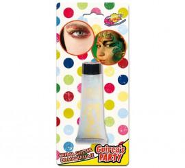 Tubo de 20 ml. de maquillaje iris glitter - brillo