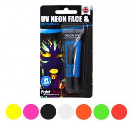 Tubo de maquillaje de 10 ml en varios colores.