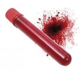 Tube de Sang Artificiel pour Halloween