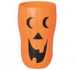 Vaso Calabaza para Halloween