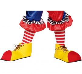 Zapatos de Payaso infantiles de 28 cm