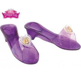Zapatos de Rapunzel para niña