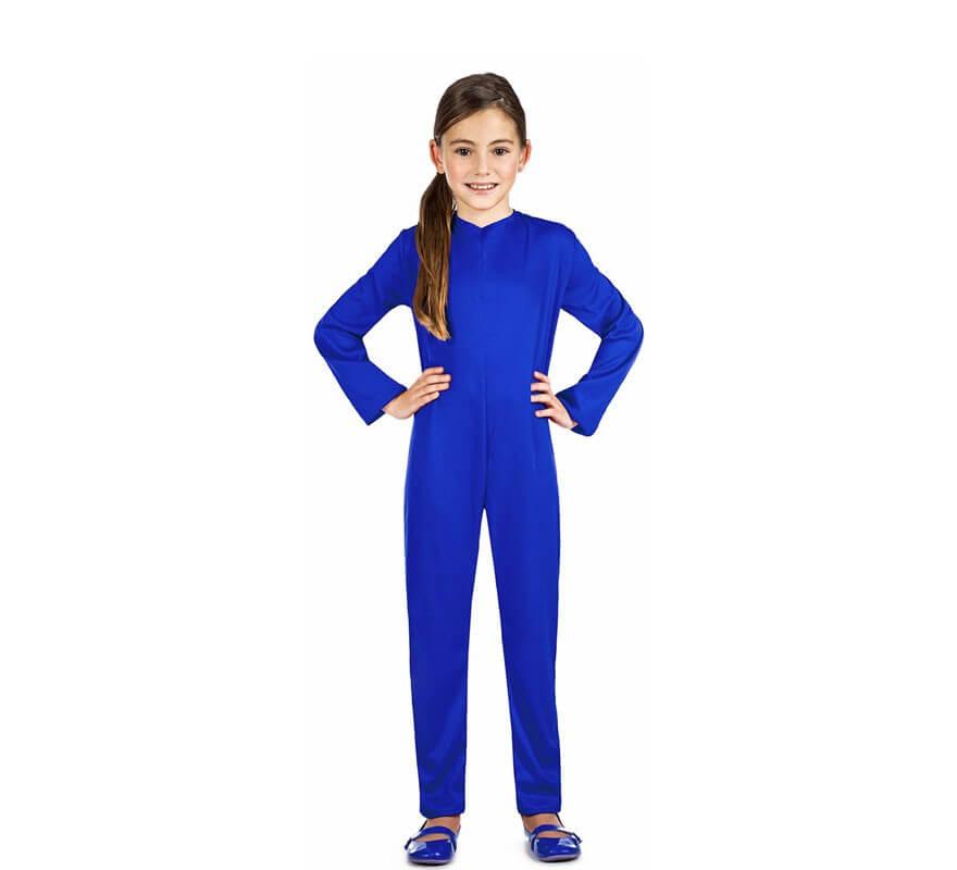 Maillot o Mono de punto Azul para niños