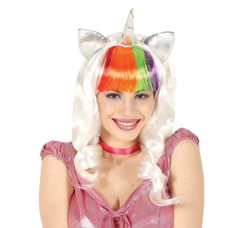 Accesorios para disfraces Animales-Unicornios 6a8d3642b96b