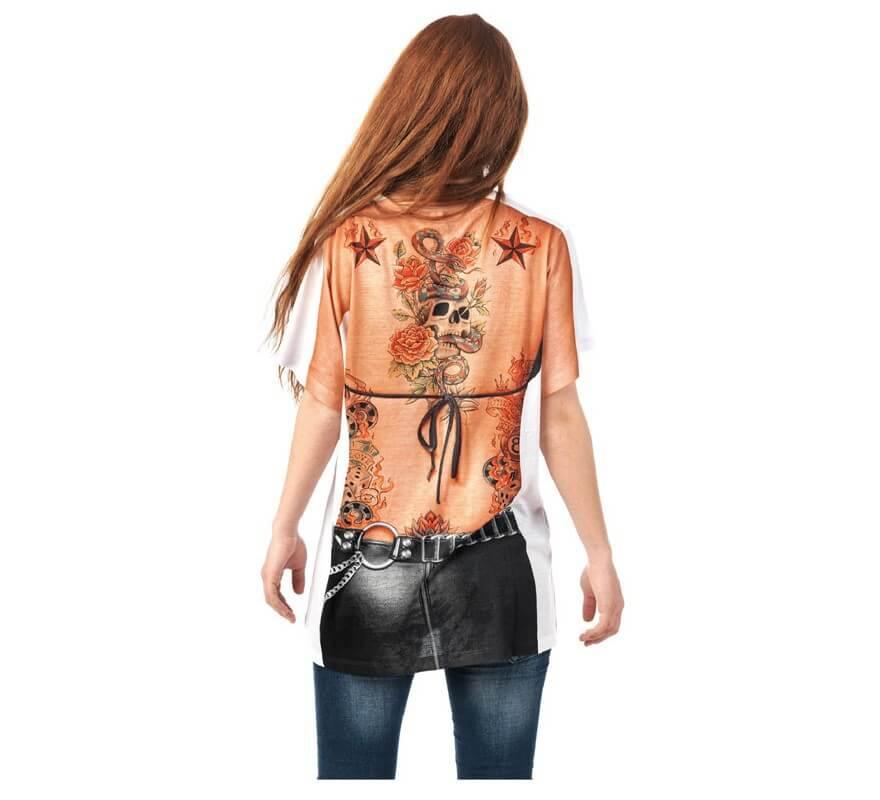 Camisa Motera Deluxe para mujer-B
