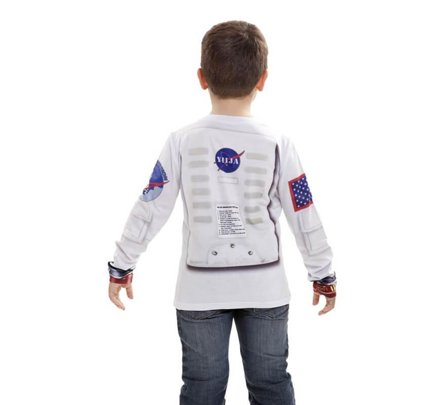 T-Shirt ou Déguisement d´Astronaute pour enfant-B