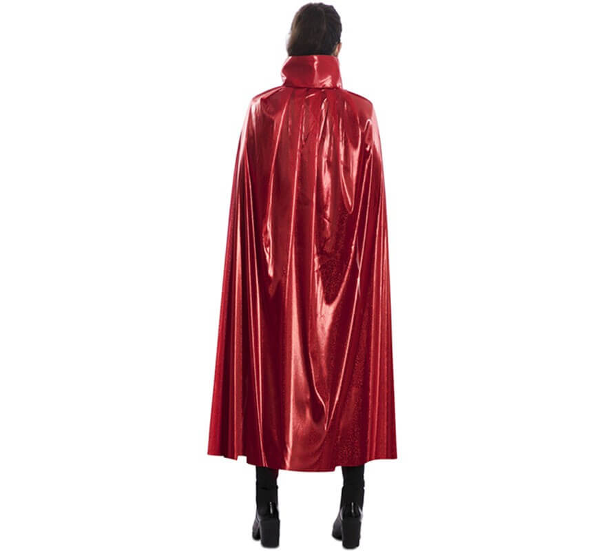 Capa Roja de 120 cm para adultos-B