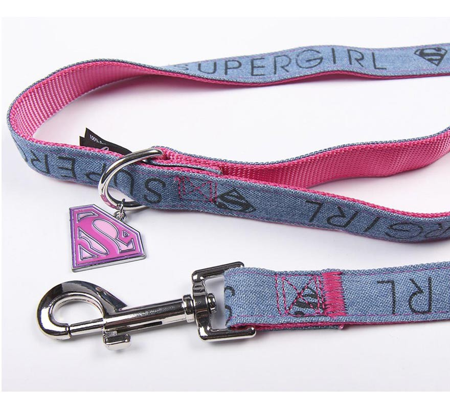 Supergirl Leash-B