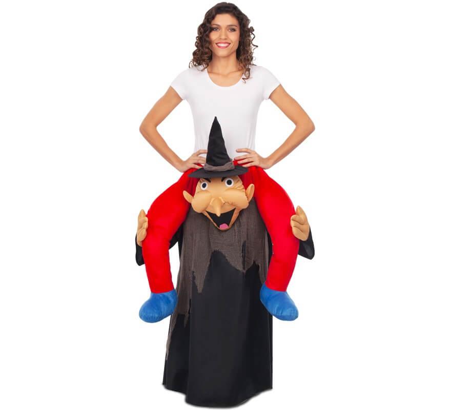 Disfraz a hombros de Bruja Negra para adultos-B