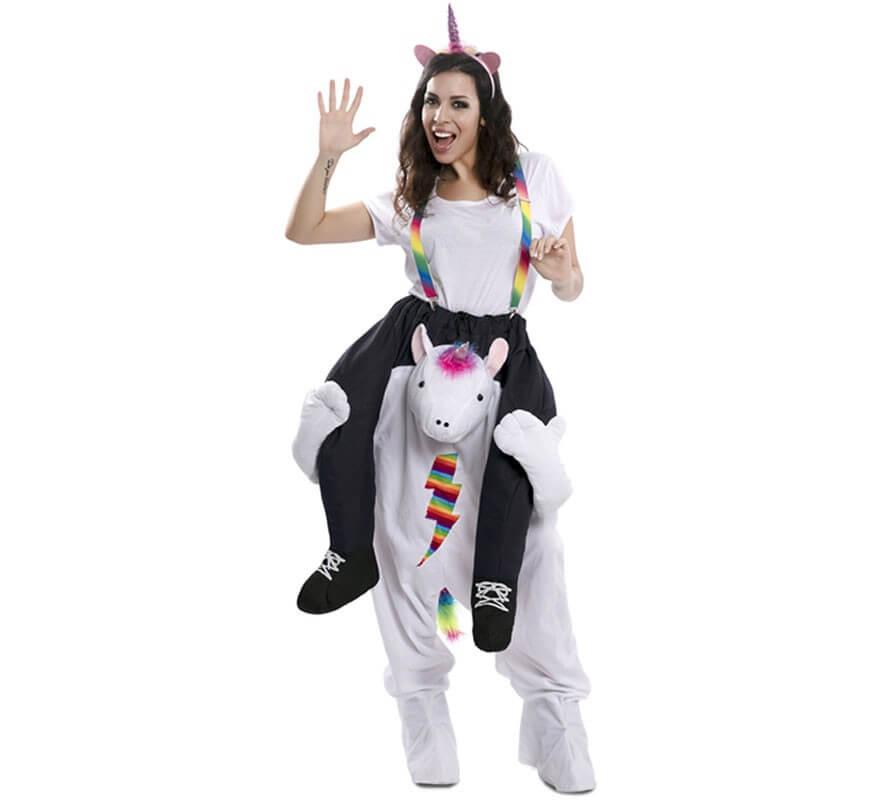 Disfraz a hombros de Unicornio para adultos-B