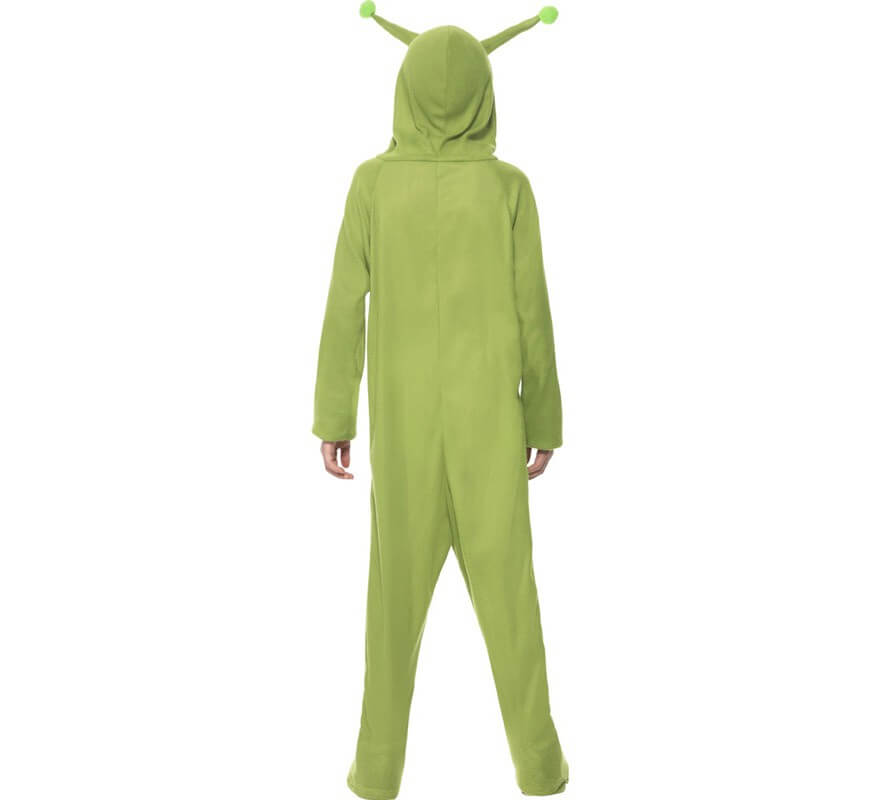 Disfraz Alien o Extraterrestre para Niños-B