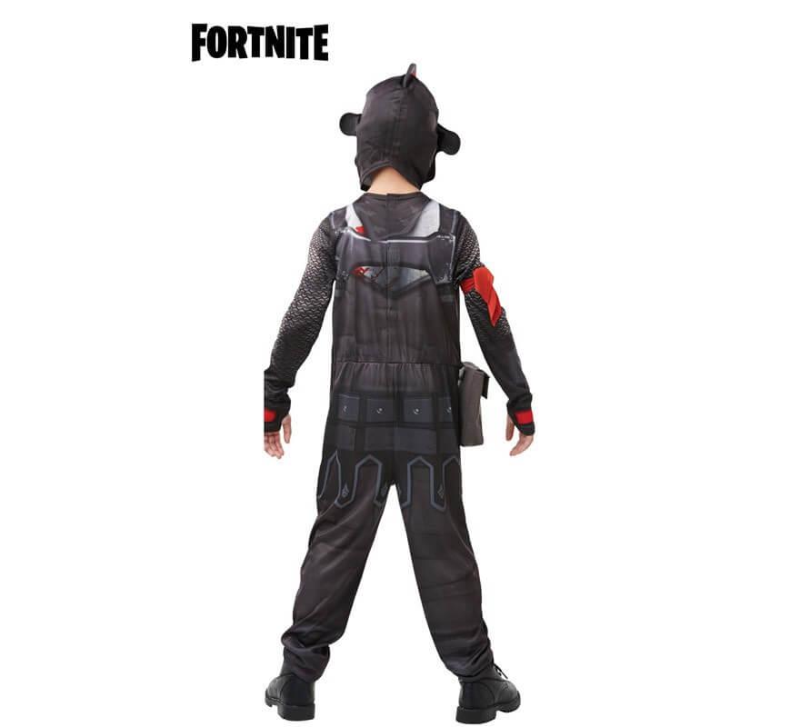 Disfraz Black Knight Fortnite para niño y adolescente-B