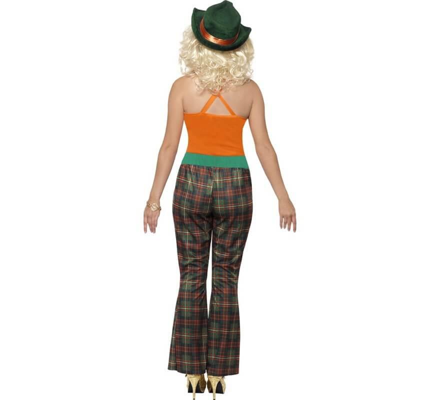 Disfraz Chula de Los Años 70 para Mujer-B