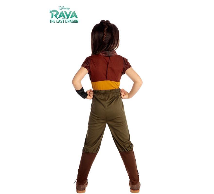 Disfraz Classic de Raya y el Último Dragón de Disney para niña-B