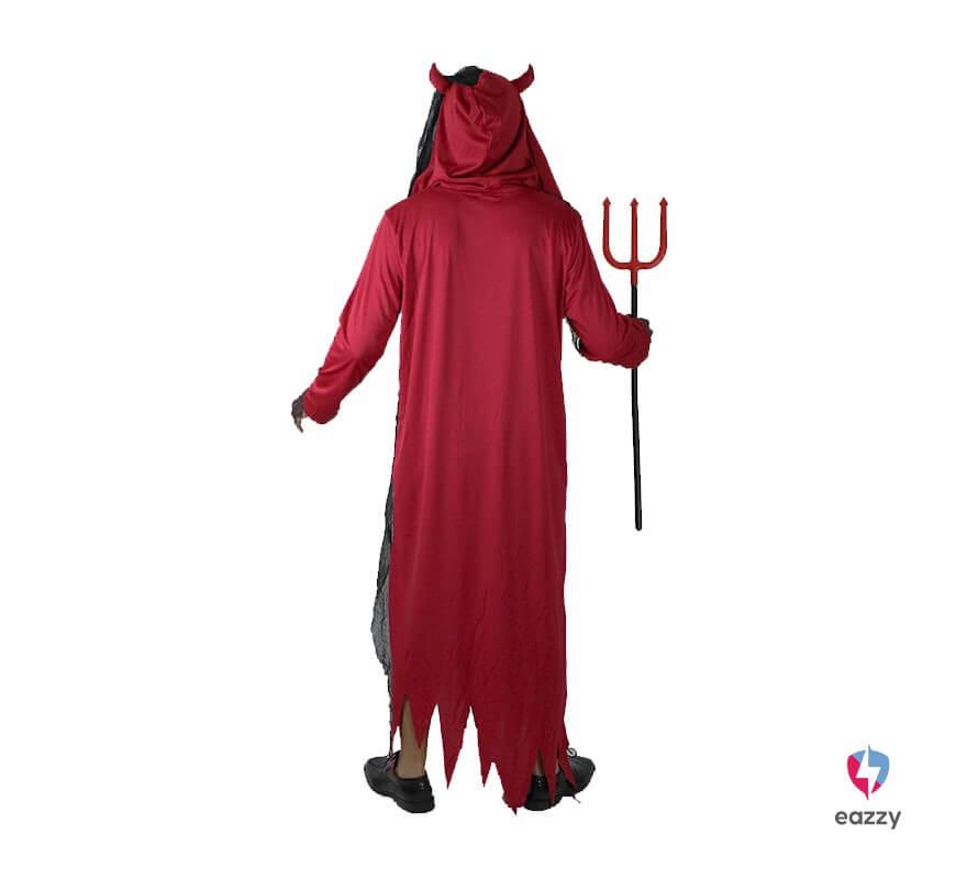 Disfraz completo de Demonio para hombre-B