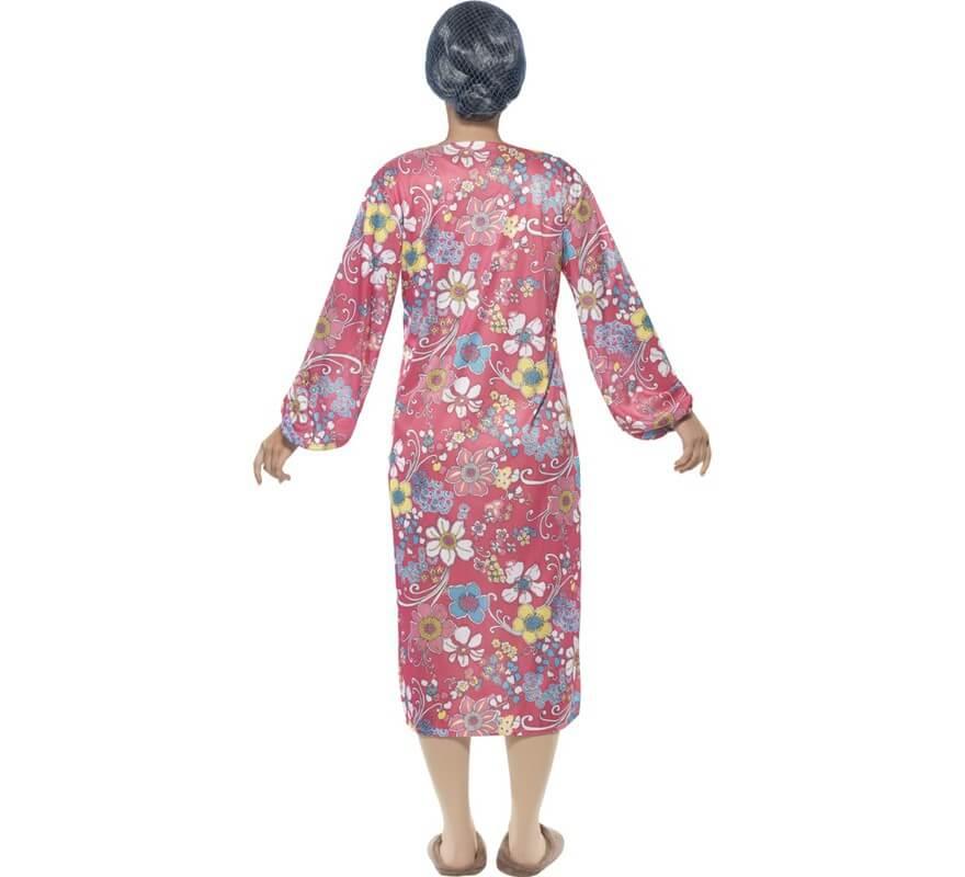 Disfraz de Abuela Salida para adultos-B