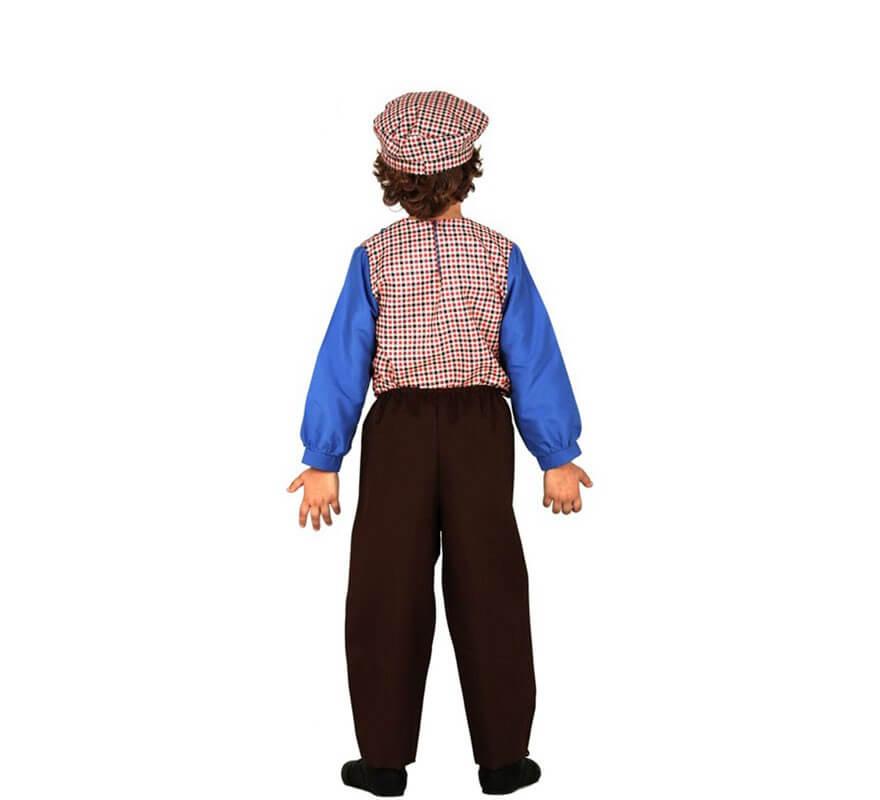 Disfraz de Abuelo para niño-B
