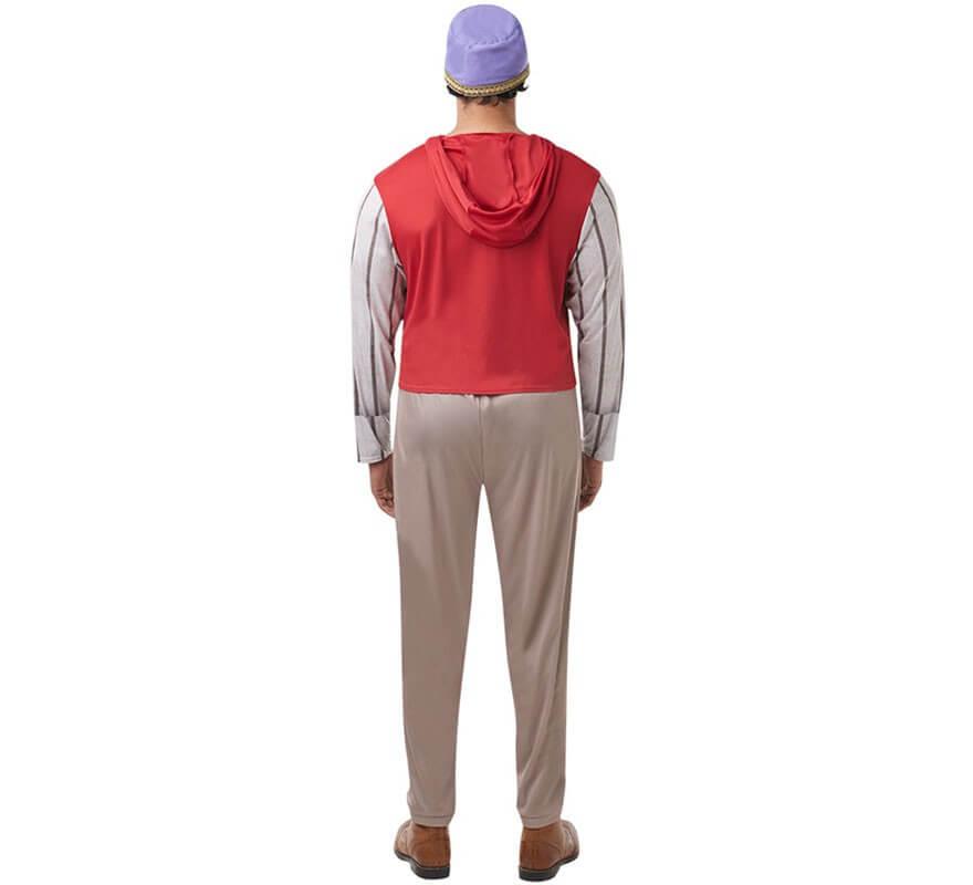 Disfraz de Aladdín para hombre-B
