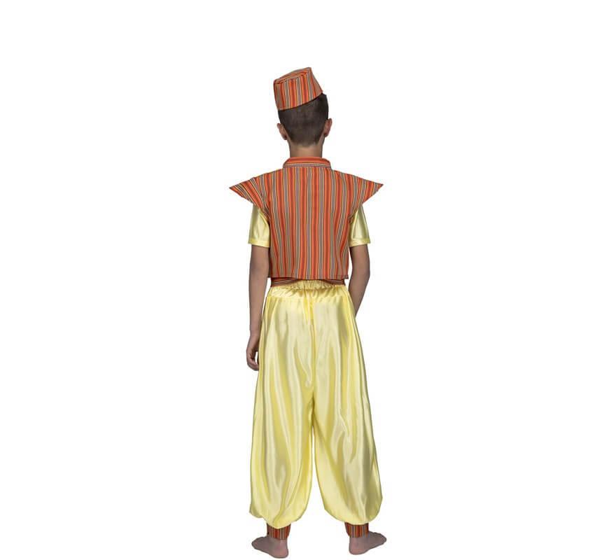 Disfraz de Aladino para niño-B