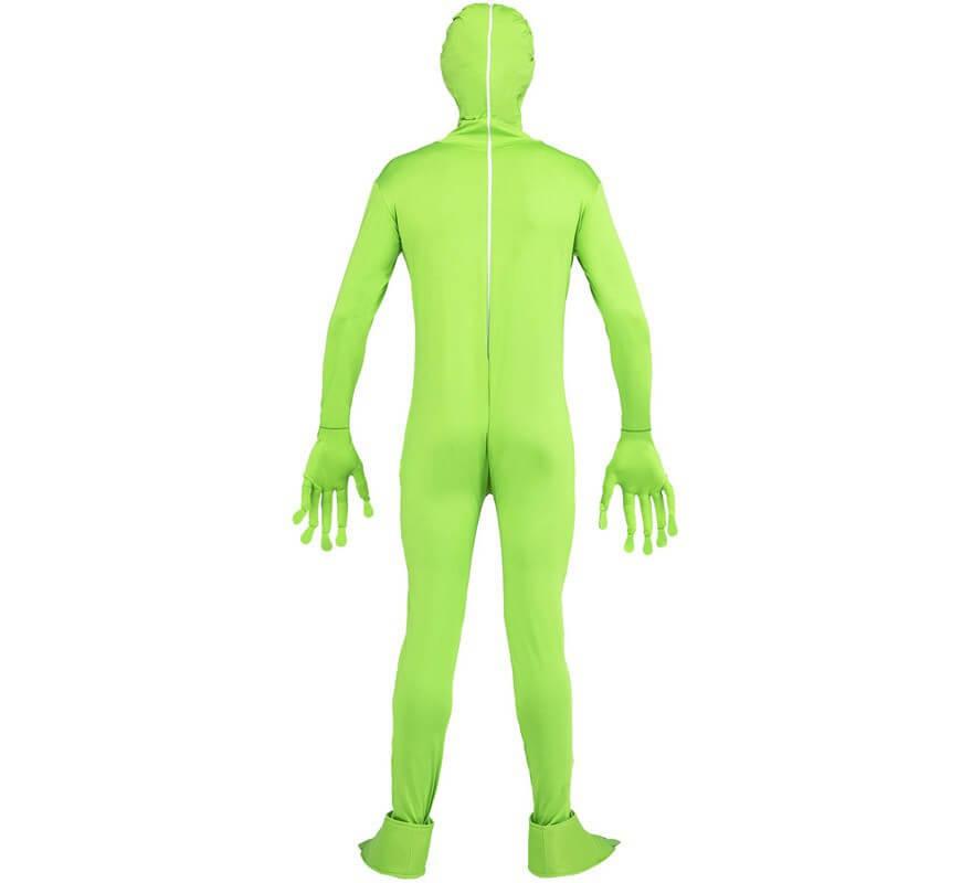 Disfraz de Alien Bailarín para adultos-B