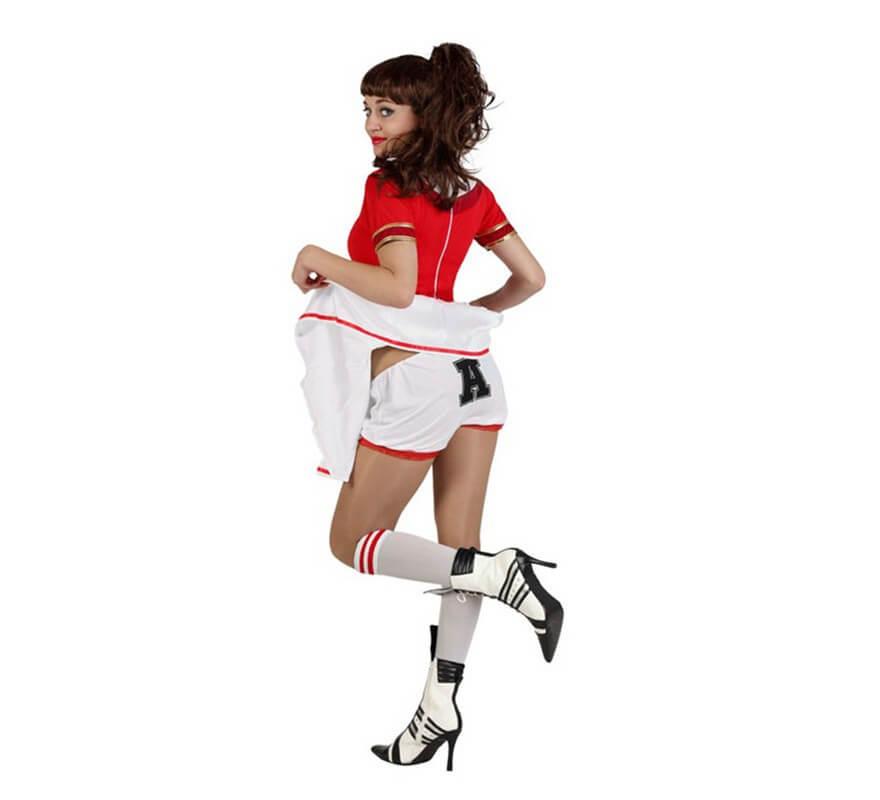 Disfraz de Animadora con culot para mujer-B