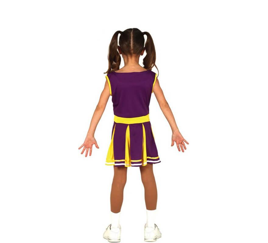 Disfraz de Animadora para niña-B