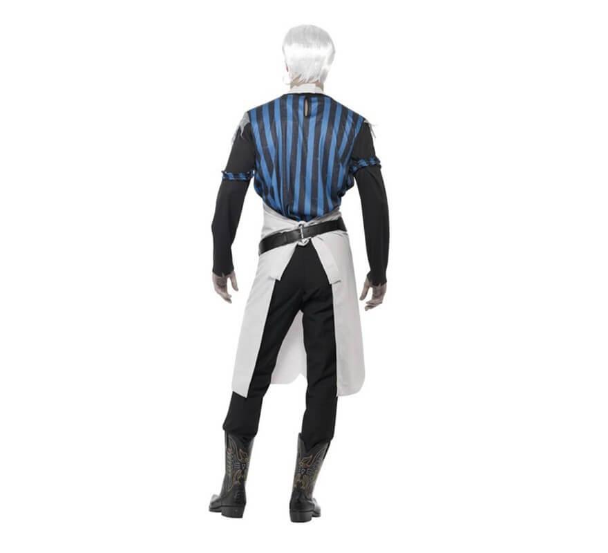 Disfraz de Barman del Oeste Fantasma para Hombre-B