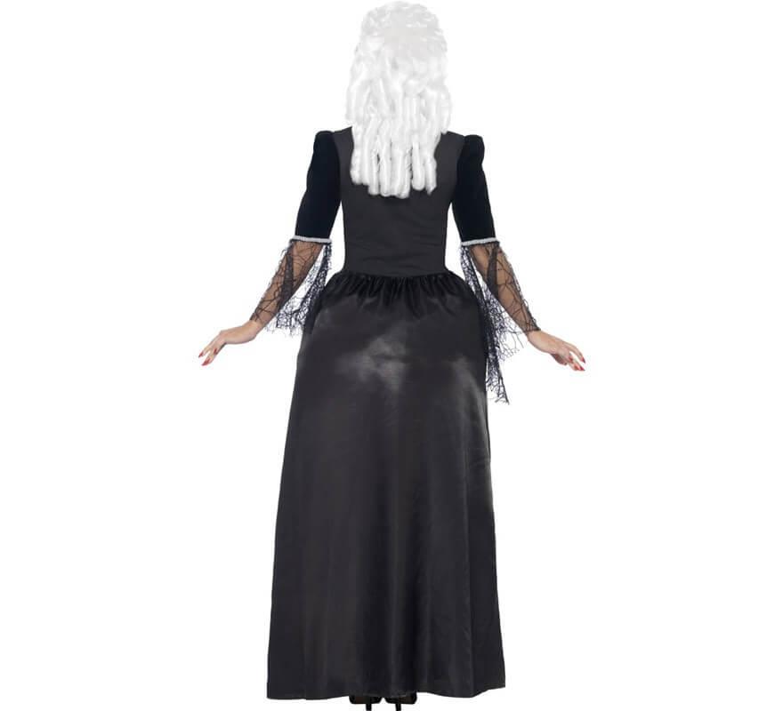 Disfraz de Baronesa Viuda Negra-B
