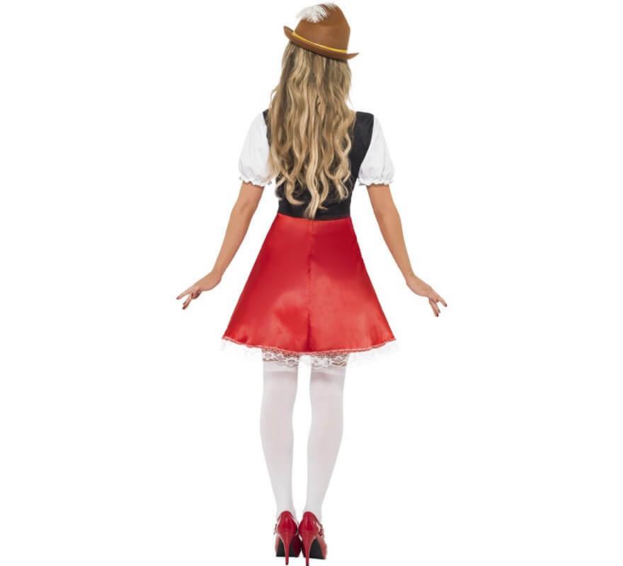 Disfraz de Bávara para Mujer para Oktoberfest-B