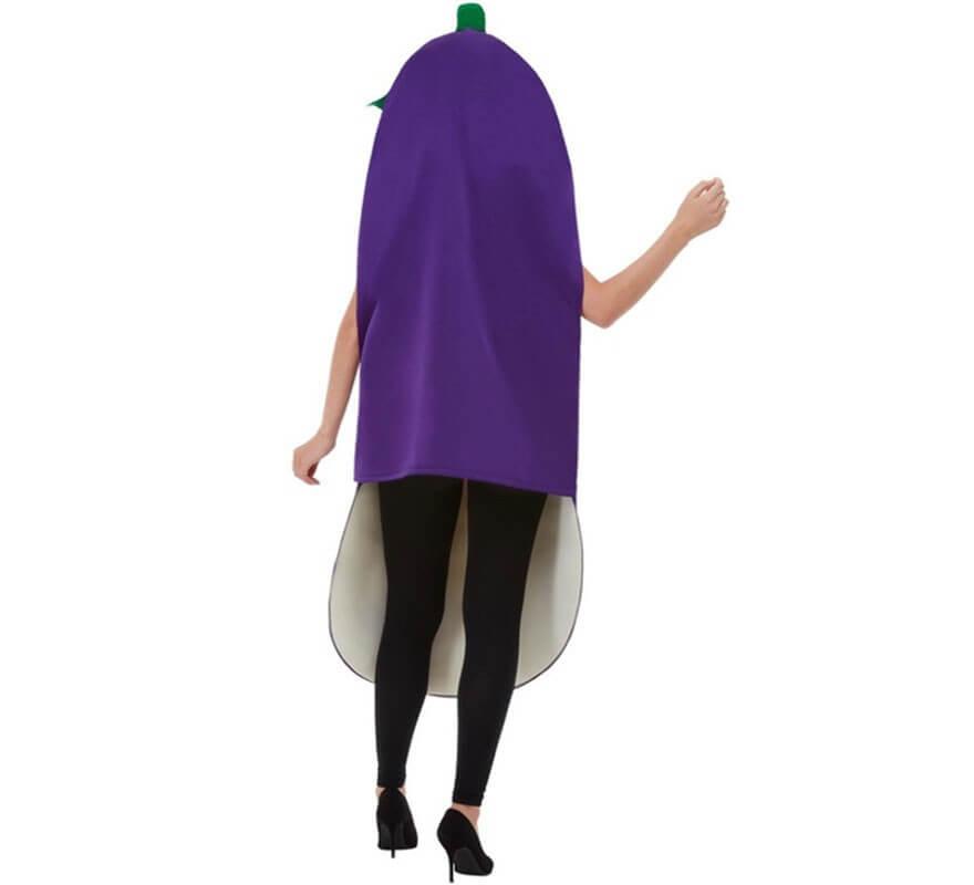 Disfraz de Berenjena Morado para adultos-B