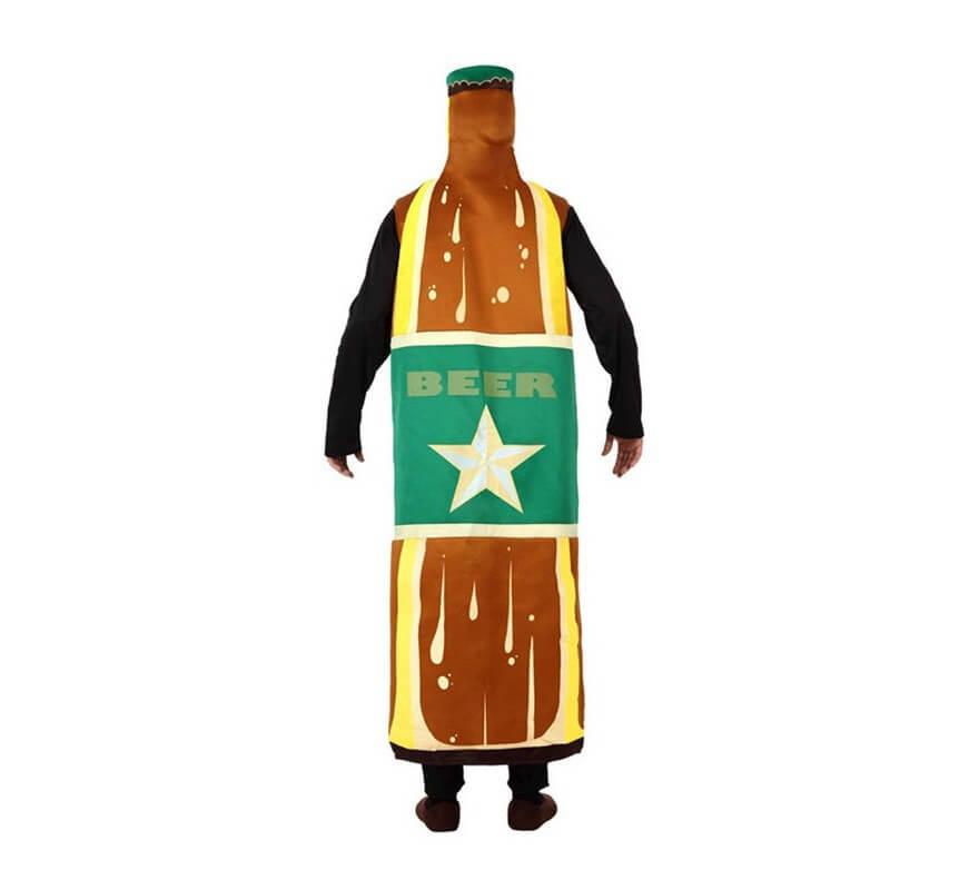 Disfraz de Botella de Cerveza para Adultos-B