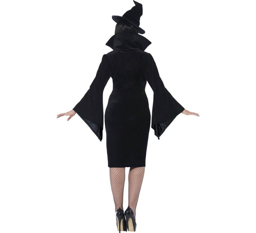 Disfraz de Bruja negra-B