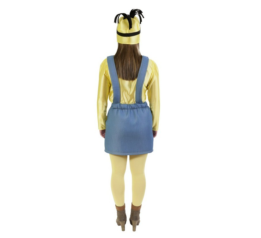 Disfraz de cápsula para mujer-B