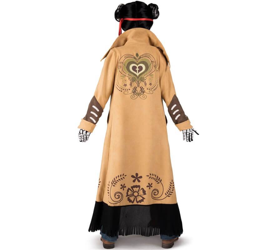 Disfraz de Catrina Angélica para mujer-B