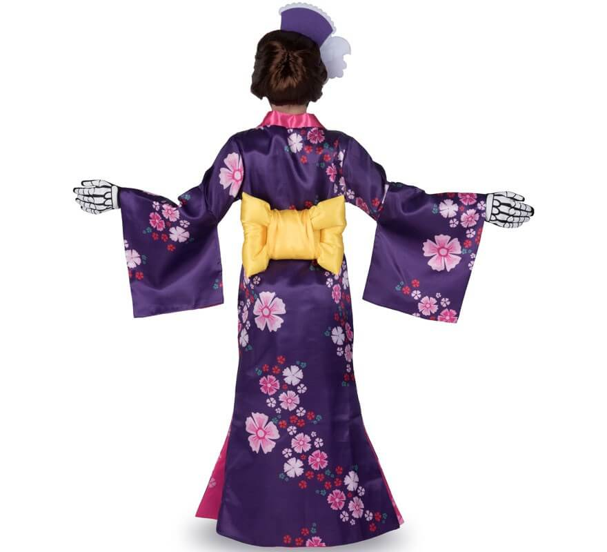 Disfraz de Catrina Mariko para mujer-B