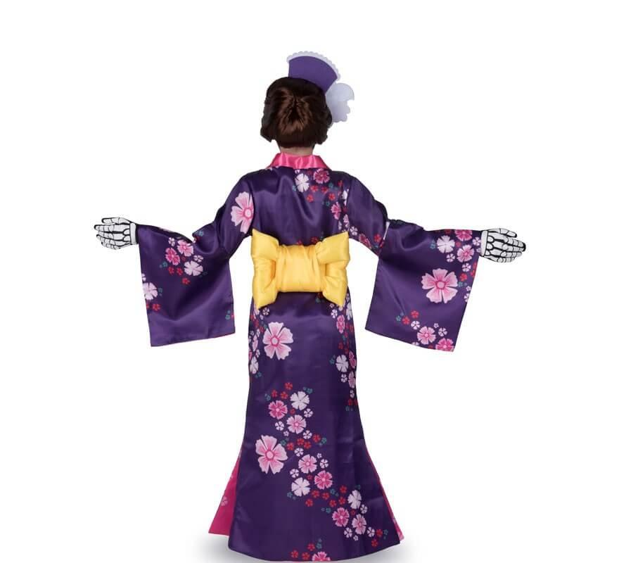 Disfraz de Catrina Mariko para niña-B