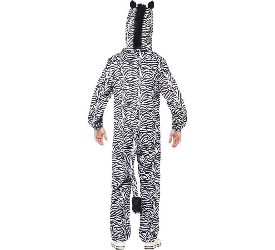 Disfraz de Cebra para adultos-B