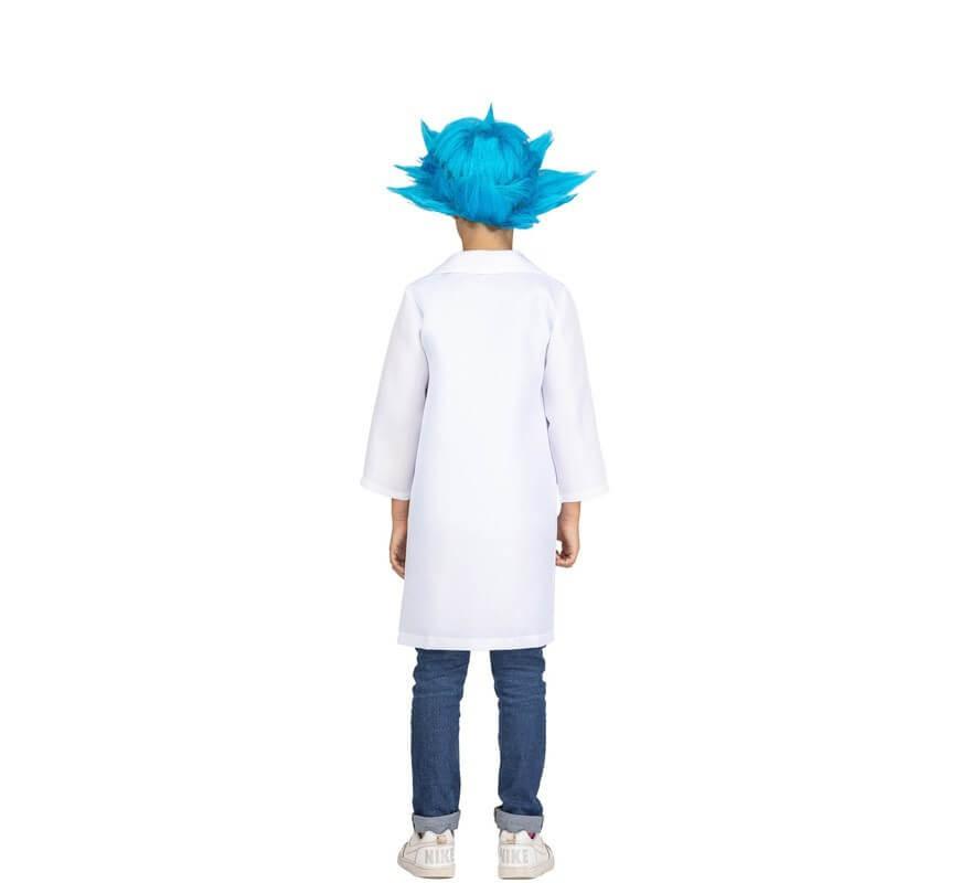 Disfraz de Científico Loco para niño-B
