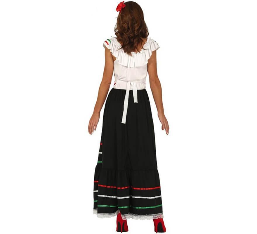 Disfraz de Clásico de Mexicana para mujer-B