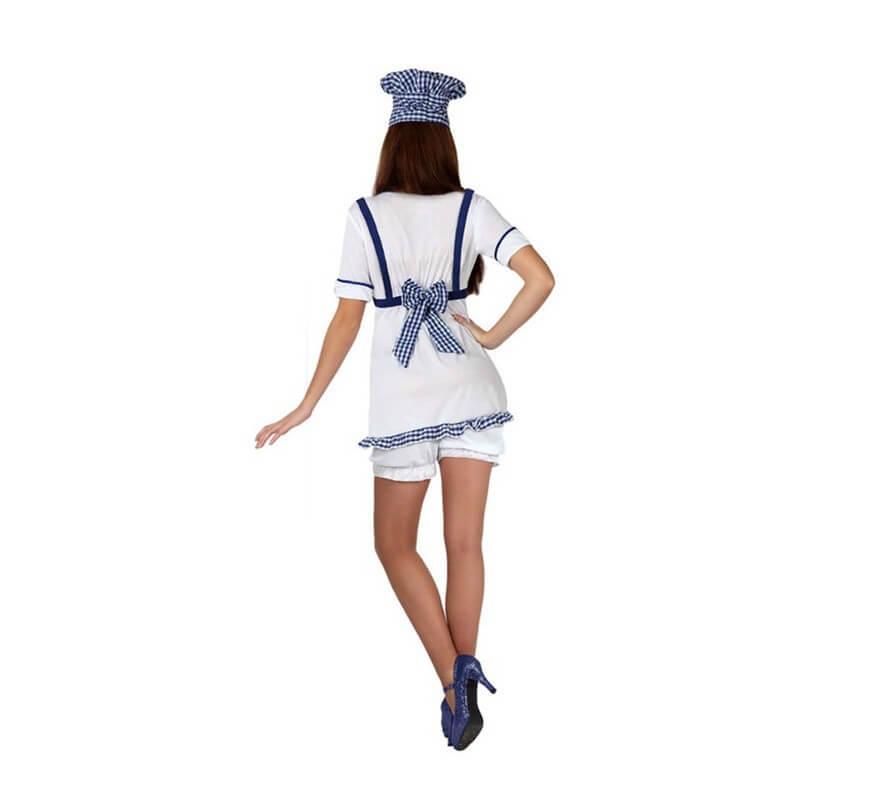 Disfraz de Cocinera para mujer-B