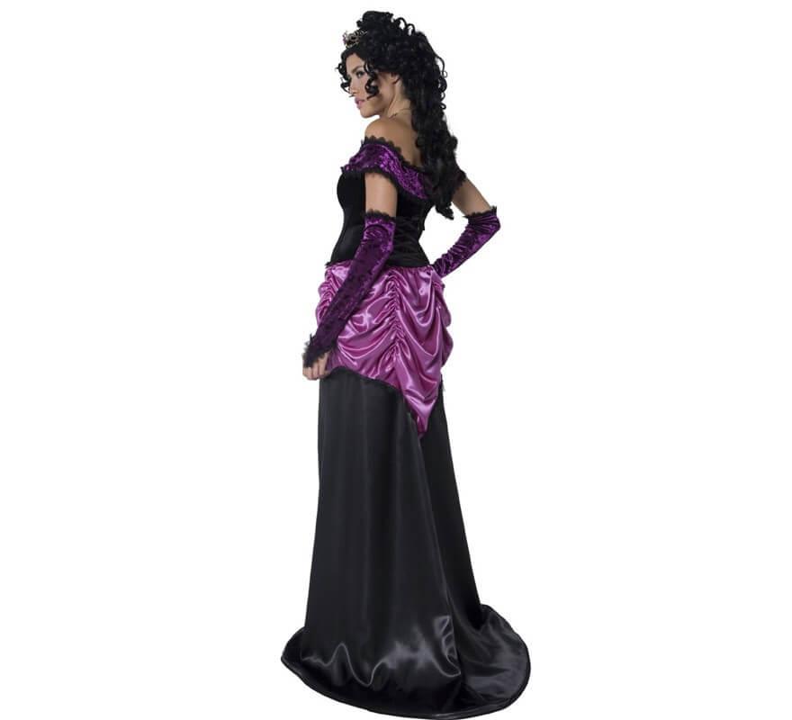 Disfraz de Condesa Gótica para Mujer-B