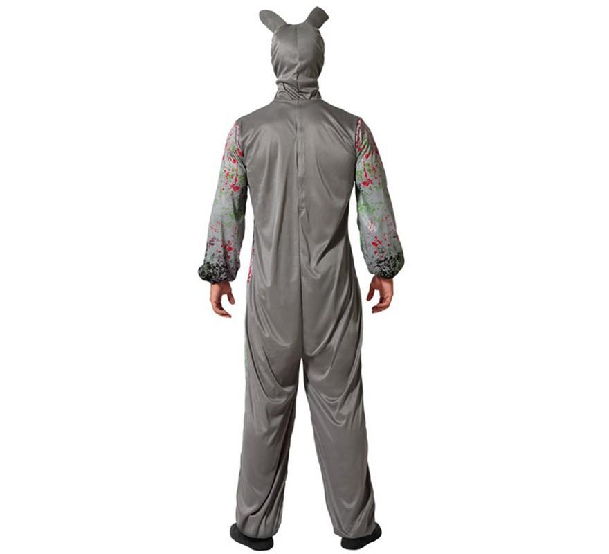 Disfraz de Conejo Sangriento para hombre-B