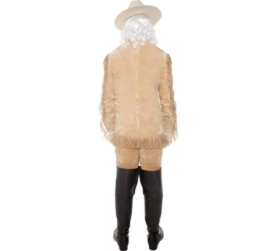 Disfraz de Cowboy Buffalo Bill para hombre talla M-B