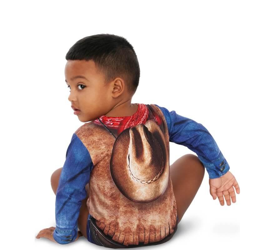 Disfraz de Cowboy para bebé-B