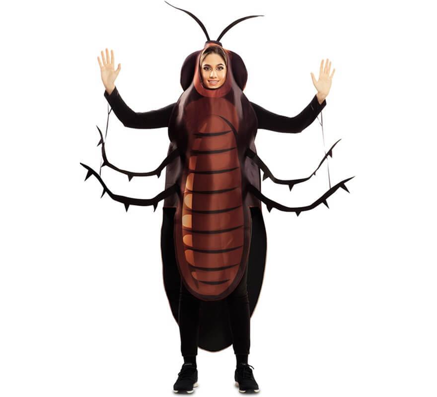Disfraz de Cucaracha para adultos-B