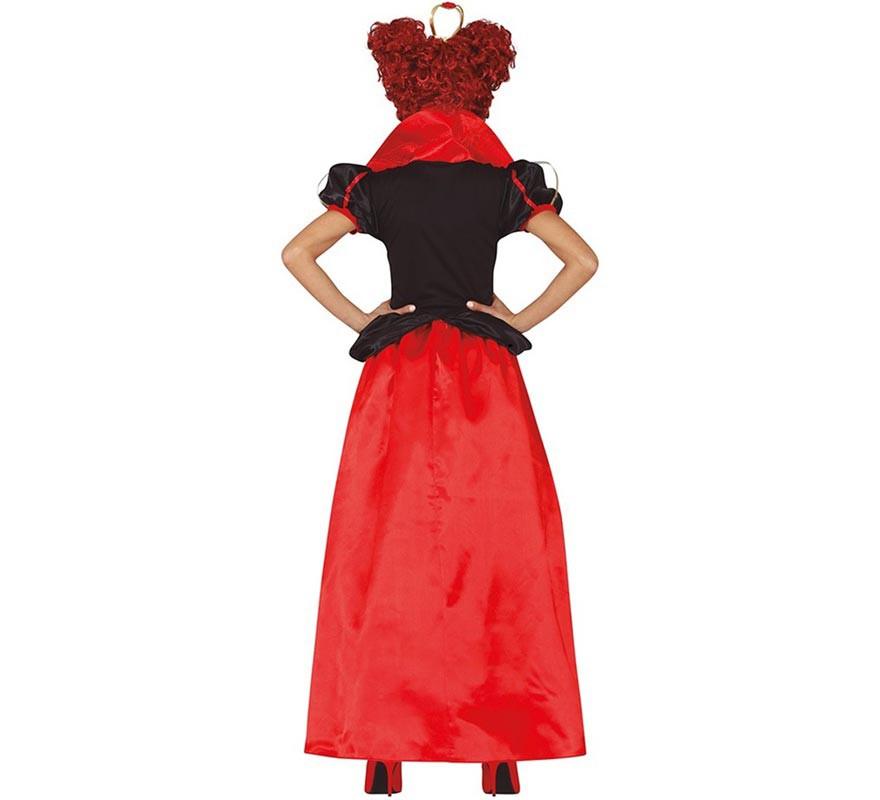 Disfraz de Dama Corazones para mujer-B