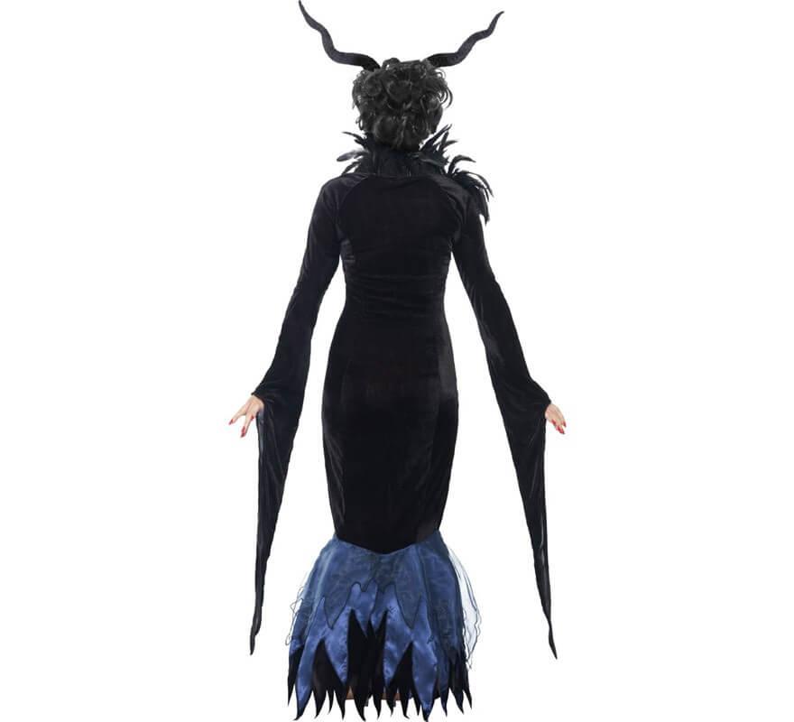 Disfraz de Dama cuervo-B