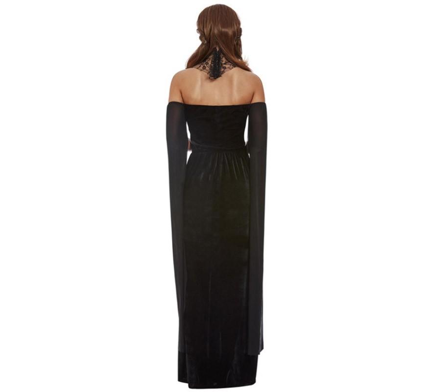 Disfraz de Dama Misteriosa Elegante para mujer-B