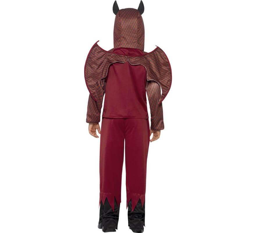 Disfraz de demonio alado-B